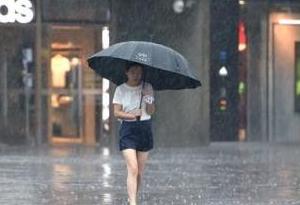 深圳明後天有中到大雨 臺風可能造成嚴重風雨影響
