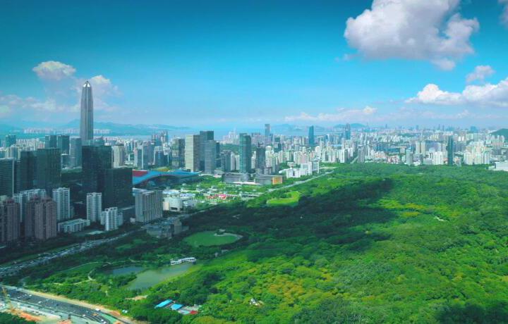 【新時代·幸福美麗新邊疆】綠色發展繪出美麗廣東