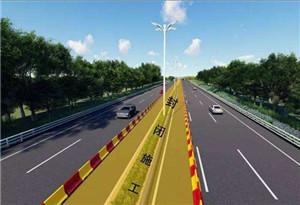 廣深高速深圳段快車道封閉時間將延長至10月底