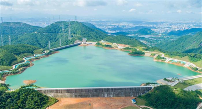 我國首座超大城市內大型抽水蓄能電站全面投産