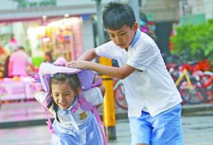 廣東:降溫降雨