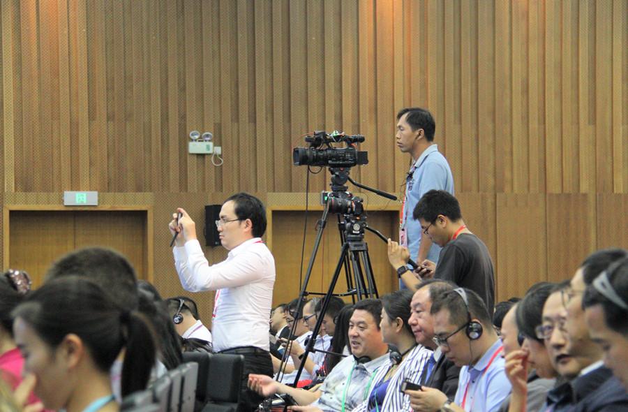 媒體聚焦廣交會國際貿易發展論壇