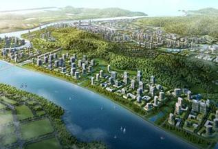 珠海横琴智慧金融产业园开园运营