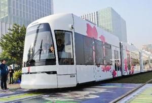 有轨电车周五至周日延长运营 广州塔站末班车23:22