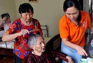 """深圳布局创新养老 """"时间银行""""积分可换养老服务"""