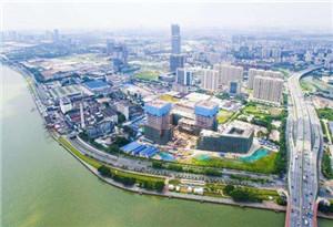 广州琶洲西区15项目动工