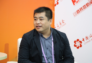 惠達衛浴閻振利:廣交會是中國品牌樹立形象的平臺