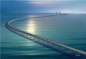 港珠澳大橋今日開通!新華社記者帶你探營世界最長跨海大橋