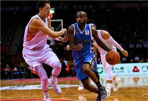 籃球——CBA:深圳馬可波羅迎戰北京首鋼