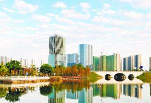 中新廣州知識城如何樹立國際城市標桿?