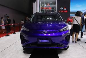 廣州車展:各大車企大秀自動駕駛技術