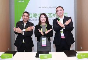 小鵬汽車攜手NVIDIA打造中國式自動駕駛技術