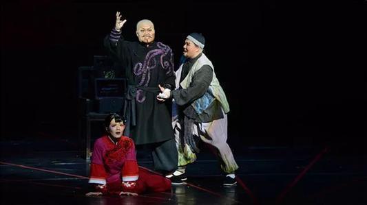 莫言歌劇首唱國家大劇院