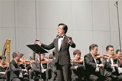 廖昌永:用有溫度的聲音唱有情懷的歌曲