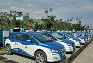 深圳多措並舉推動出租車行業創新發展