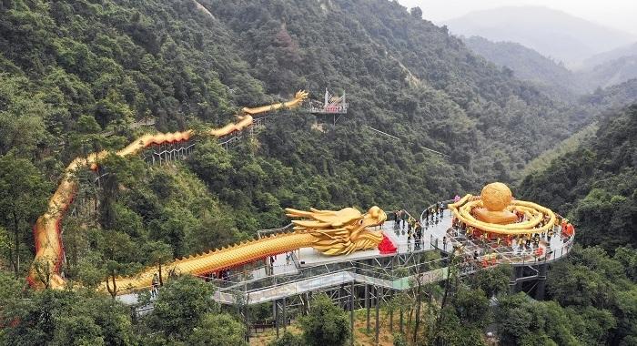 清遠舉辦首屆龍文化節