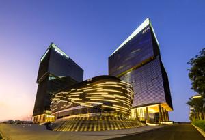 摩登大道廣州時尚中心等22個高端項目在黃埔集中投試産