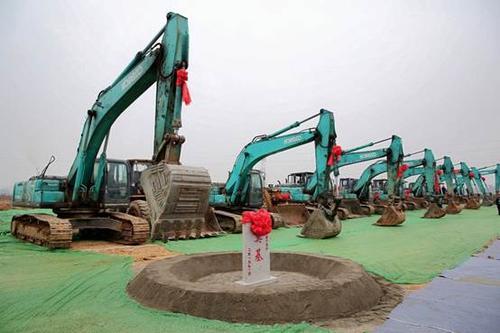 投資50億元 格力成都産業園開工建設