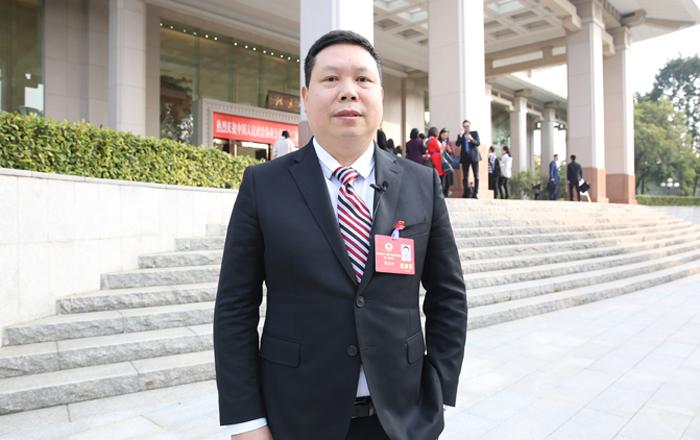 蘇忠陽:為中小微企業參與政府採購活動增加便利