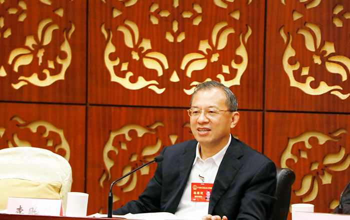 李貽偉:惠州將加快融入粵港澳大灣區建設