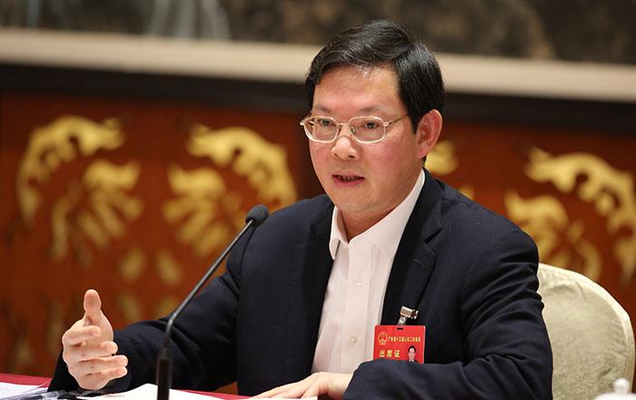 鄭人豪:以産業為抓手 打造現代化沿海經濟帶重要發展極