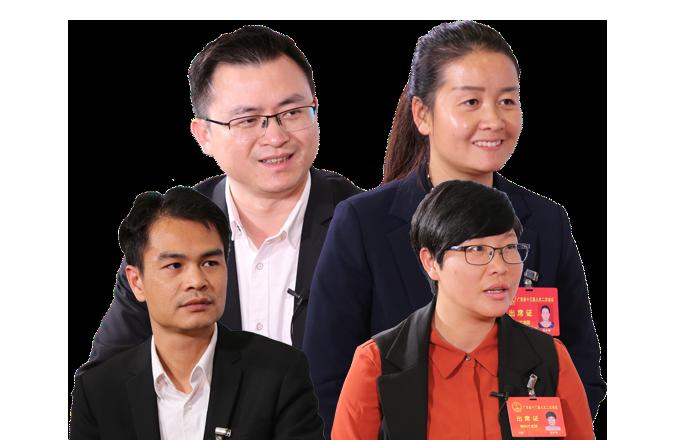 廣東:多位代表熱議鄉村振興
