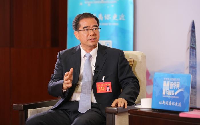 梁維東:科技先行融入灣區 制造為基品質先驅