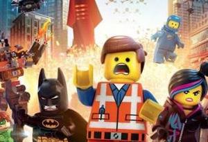 《樂高大電影2》登頂北美周末票房榜