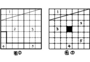 失蹤的正方形