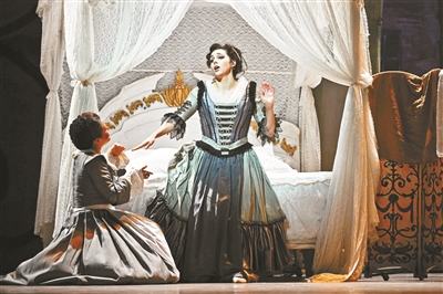《塞維利亞理發師》第四次登臺國家大劇院