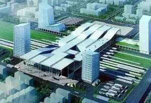 廣州北站綜合交通樞紐建設順利推進