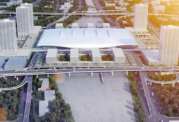 白雲火車站將承擔廣州八成普列服務