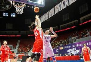 女籃聯賽總決賽:八一主場落敗 廣東再下一城