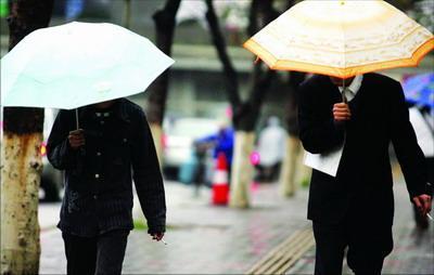 冷空氣正在路上明後兩天攜雨來 廣東氣溫將降5-8℃