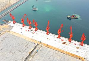 廣東茂名博賀港:綠色港口 向海而興