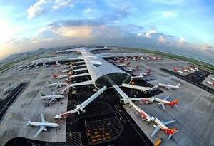 深圳機場2018年減少二氧化碳排放12.66萬噸