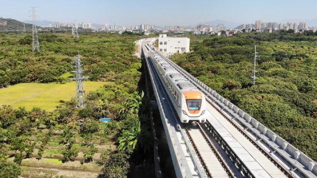 科技引領中國城市軌道交通快速發展