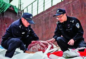 廣州海關:今年查獲走私凍品1816噸