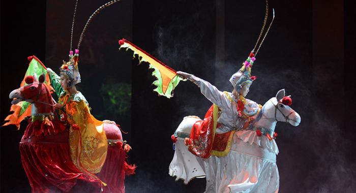 """廣州:一臺""""非遺""""舞蹈看遍南粵風情"""