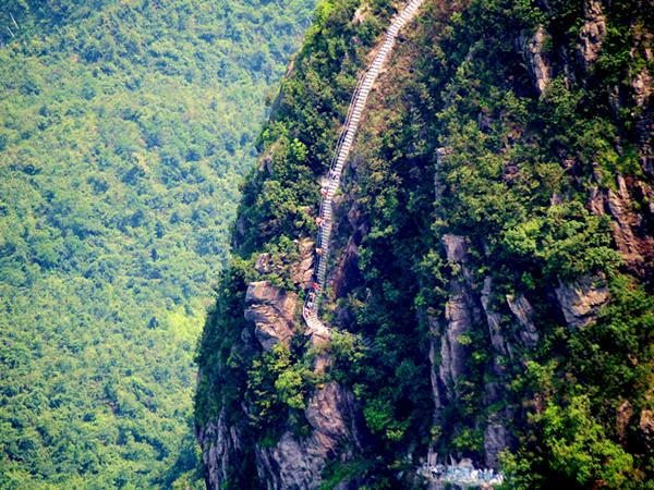 廣東連山國際徒步節4月開啟