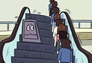 """乘電梯還要""""左行右立""""嗎?"""