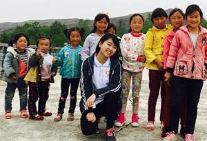 廣外學子劉詩薇:跨越1200公裏書寫奮鬥青春