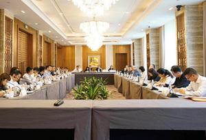中國進出口銀行股權董事一行赴廣東調研