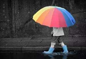 廣州:雨水暫時減弱
