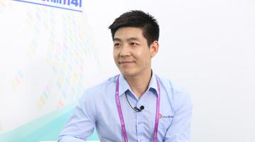 """王建立:廣交會為企業深耕海外市場開啟""""一扇門"""""""