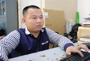 灣區青年説|林俊:輪椅上的創業夢