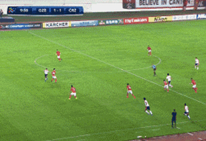 亞冠:廣州恒大0:1負廣島三箭 末輪須取勝方可出線