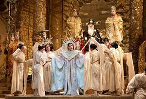 意大利歌劇唱響廣州歌劇周