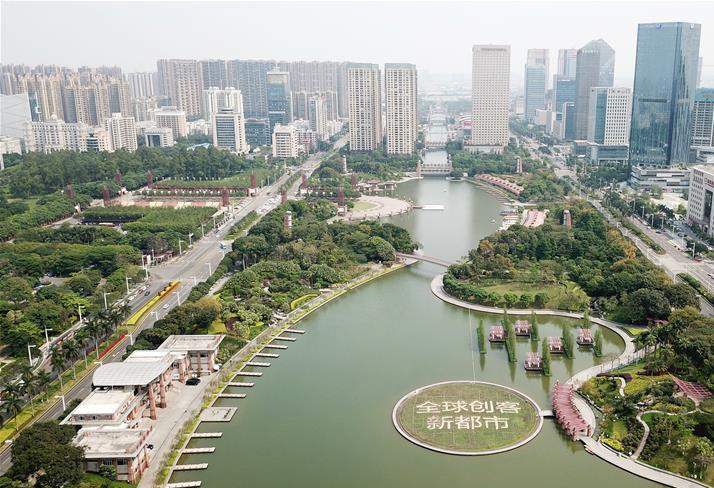 濕地就在城中央——珠三角重塑人與自然和諧共生圖景