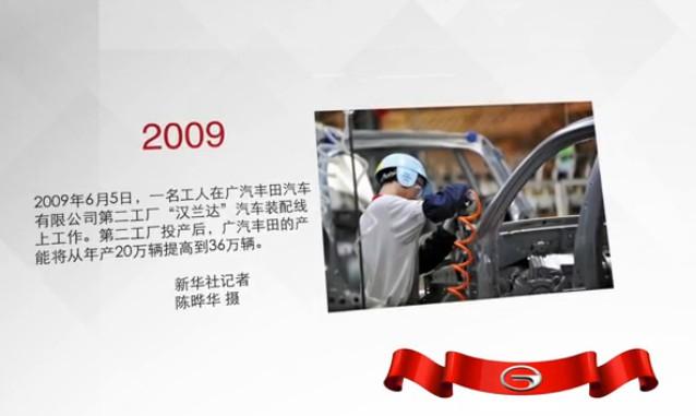新華影像:歷史上的廣汽集團